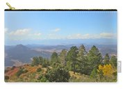 Wet Mountain Valley And Beyond Carry-all Pouch