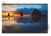 Wet Paint - Sunset In Oregon Carry-all Pouch