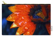 Wet Petals Carry-all Pouch