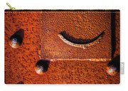 Wet Rivets Number Nine Carry-all Pouch