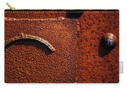 Wet Rust Carry-all Pouch