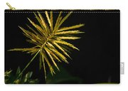 Wetland Grass Seed Head Carry-all Pouch
