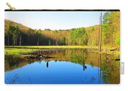 Wetland Morning Calm Carry-all Pouch