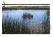 Wetland Pond In Summer  Carry-all Pouch
