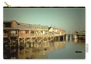 Fishermans Wharf Monterey California Carry-all Pouch