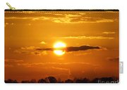 What Do You See Sunset Carry-all Pouch
