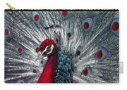 What If - A Fanciful Peacock Carry-all Pouch