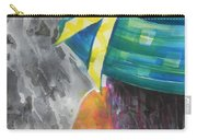 What Lies Ahead Series....chaos  Carry-all Pouch by Chrisann Ellis