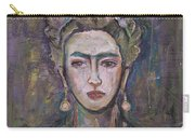 What. Love For Frida 2013 Carry-all Pouch