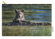 What's Mine Is Mine Carry-all Pouch by Sandra Bronstein
