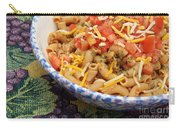 Wheat Pasta Goulash Carry-all Pouch by Andee Design