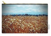 Wheat Reeds Carry-all Pouch