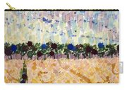 Wheatfields At Dusk Carry-all Pouch