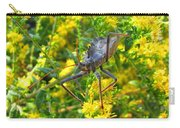 Wheel Bug  Carry-all Pouch