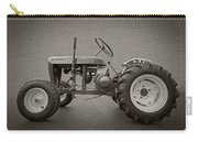 Wheel Horse Vintage Carry-all Pouch