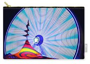 Wheel Of Light Work B Carry-all Pouch