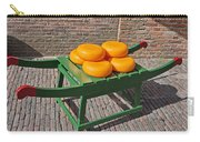 Wheels Of Dutch Gouda Cheese Carry-all Pouch