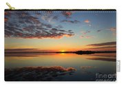 When Heaven Blankets The Earth Carry-all Pouch by Karen Wiles