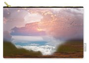 When Heaven Breaks - Surrealism Carry-all Pouch