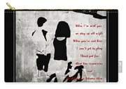 When I'm With You Carry-all Pouch