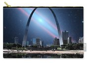 When The Galaxy Came To St. Louis Carry-all Pouch