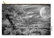 When The Moon Comes Over Da Mountain Carry-all Pouch