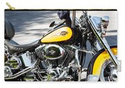 Where Do You Hang A Harley Cap Carry-all Pouch