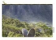 Where Eagles Fly Carry-all Pouch by Douglas Barnard