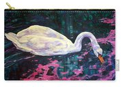 Where Lilac Fall Carry-all Pouch by Derrick Higgins
