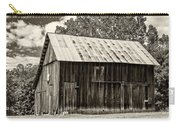 Where March Madness Begins Sepia 2 Carry-all Pouch