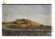 Where The Bay Meets The Hill Carry-all Pouch