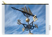 Where The Wind Blows Carry-all Pouch