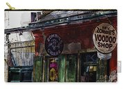 Where Zombies Meets Voodoo  Carry-all Pouch