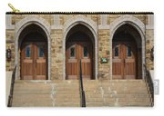 Which Door Will You Choose Carry-all Pouch