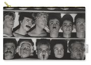 Find The Real Ventriloquist Head Carry-all Pouch