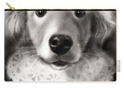 Whimsical Labrador Retriever In A Costume Carry-all Pouch