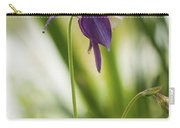Whimsical Magical Columbine Carry-all Pouch