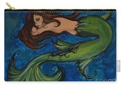 Whimsical Mermaid Carry-all Pouch