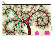 Whimsy Tree Carry-all Pouch