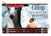 Whippet Art - Forrest Gump Movie Poster Carry-all Pouch