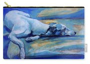 Whippet-effects Of Gravity-6 Carry-all Pouch