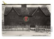 Whipple House Christmas Carry-all Pouch