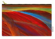 Whirled Colors Carry-all Pouch