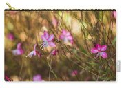 Whirling Butterfly Bush Carry-all Pouch