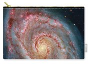 Whirlpool Galaxy In Dust Carry-all Pouch