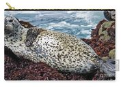 Whiskers And Spots Carry-all Pouch