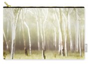 Whisper The Trees Carry-all Pouch by Holly Kempe