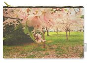 Whispering Cherry Blossoms Carry-all Pouch