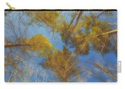 Whispering Trees Carry-all Pouch