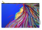 Whispering Wind Carry-all Pouch